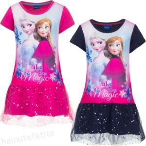 Rochiță Frozen Ana & Elsa Make Magic
