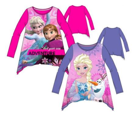 Bluzita Frozen Ana & Elsa Start your Adventure
